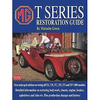 MG T Series Restoration Guide (Brooklands Books) (Brooklands Books) [Illustrated]