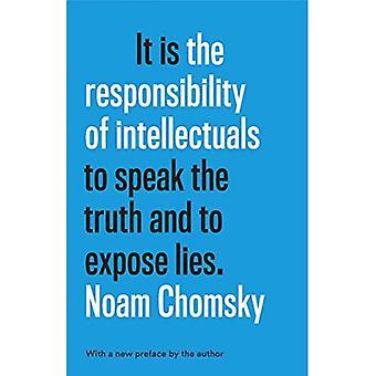 La responsabilité des intellectuels