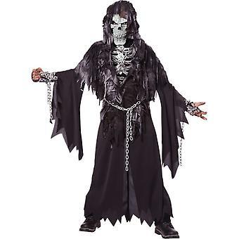 Creepy Reaper Child Costume