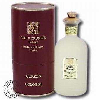 Geo F Trumper Curzon Cologne Glass Crown Topped Bottle 100ml
