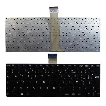 Sony Vaio SVT11215CXW Black French Layout Replacement Laptop Keyboard