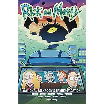 Rick and Morty Volume 7 by Rick and Morty Volume 7 - 9781785867644 Bo