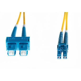 Lc-Sc Os1/Os2 Singlemode Fibre Optic Cable