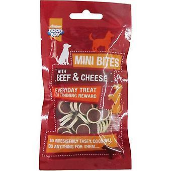Good Boy - Mini Bites Dog Treats - Beef and Cheese
