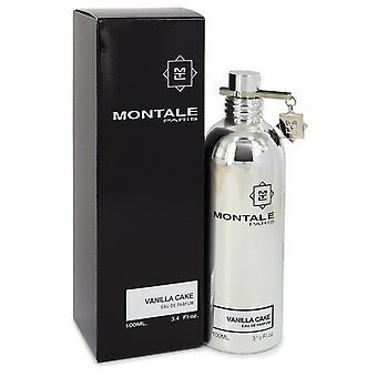 Montale Vanilla Cake Eau de Parfum Spray (Unisex) från Montale 100 ml