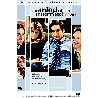 Mind of the Married Man: Complete First Season DVD (2005)