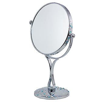 Luxury pedestal mirror Shining ACSC-3