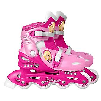 Stamp Adjustable Skates Barbie 30-33 (Outdoor , On Wheels , Skates)