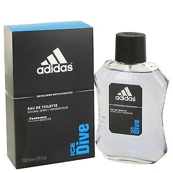 Ice Dive By Adidas Edt Spray 100ml