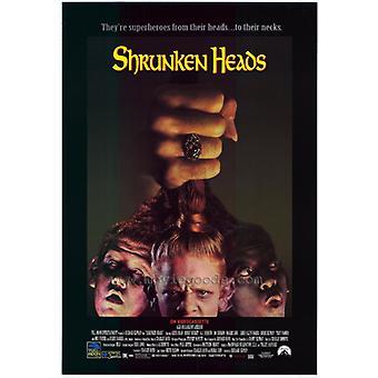 Shrunken Heads Movie Poster Print (27 x 40)