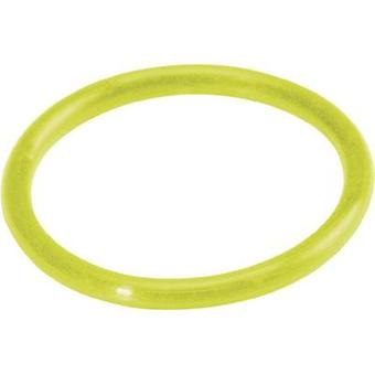 ID ring Hicon HI-UC-GE Yellow 10 pc(s)