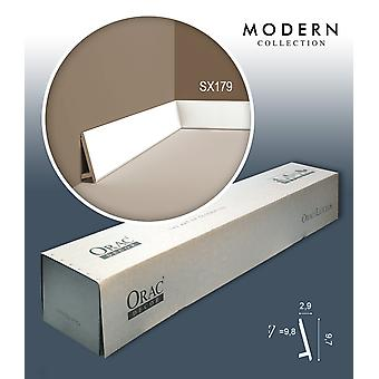ORAC decor SX179 MODERN 1 box SET with 18 skirtings mouldings | 36 m