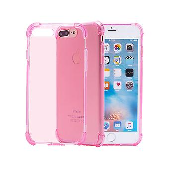 32nd Tough Gel case + stylus for Apple iPhone 7 Plus - Hot Pink
