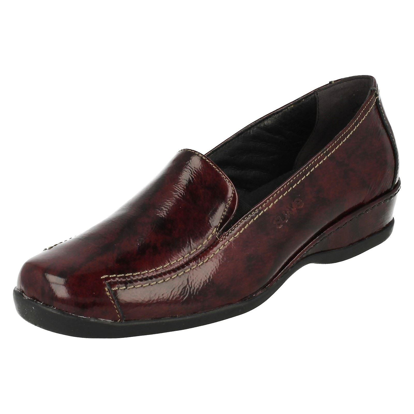 Ladies Suave Loafer Flats Maria