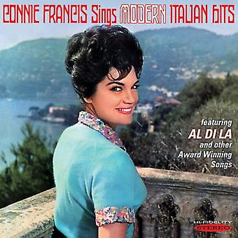 Sings Modern Italian Hits by Connie Francis