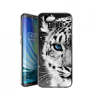 Snow leopard na pokrycie Galaxy S8 Plus