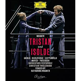 Wagner: Tristan Und Isolde [Blu-ray] USA import
