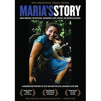 Maria's Story: A Documentary Portrait of Love & Su [DVD] USA import