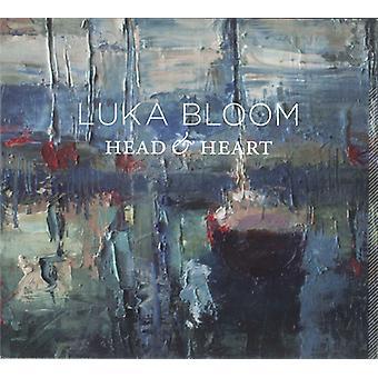 Luka Bloom - huvud & hjärtat [CD] USA import
