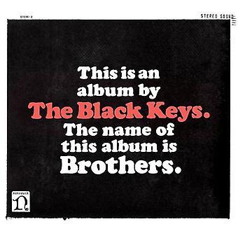 Sorte taster - brødrene [CD] USA import
