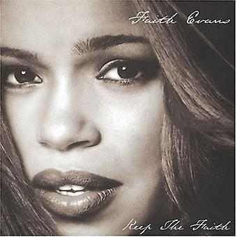Faith Evans - holde tro [CD] USA importen