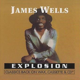 James Wells - Explosion [CD] USA import
