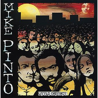 Mike Pinto - lille distrikt [CD] USA import