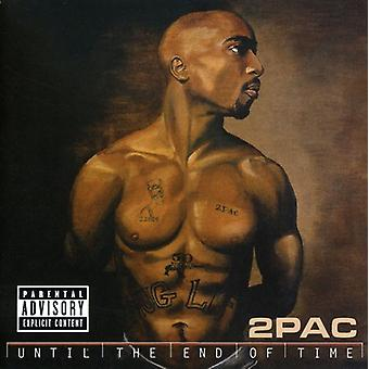 2pac - indtil the End of Time [CD] USA import