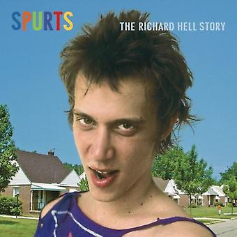 Richard Hell - Schüben: The Best of Richard Hell [CD] USA import