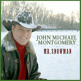 John Michael Montgomery - importazione USA Mr. Snowman [CD]
