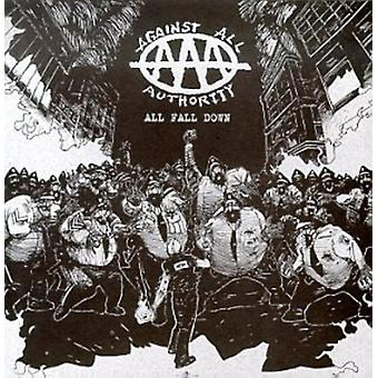 Against All Authority - All Fall Down [CD] USA import
