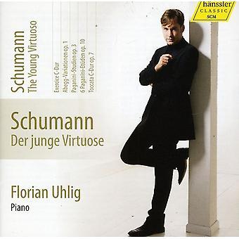 R. Schumann - Schumann: Der Junge Virtuose [CD] USA import