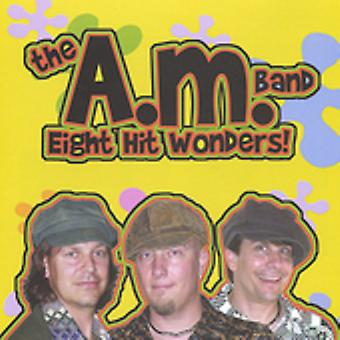 A.M. Band - otte Hit Wonders! [CD] USA import