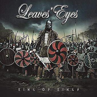 Leaves' Eyes - konungarnas konung [CD] USA import