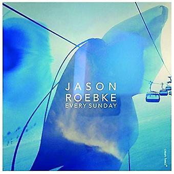 Jason Roebke - Every Sunday [CD] USA import