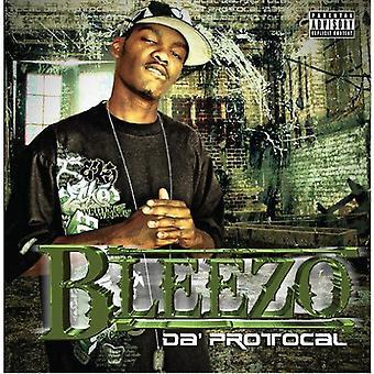 Bleezo - Da protokollen [CD] USA importerer