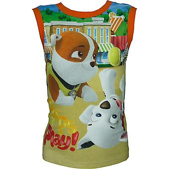 Boys Paw Patrol Sleeveless Top / Vest
