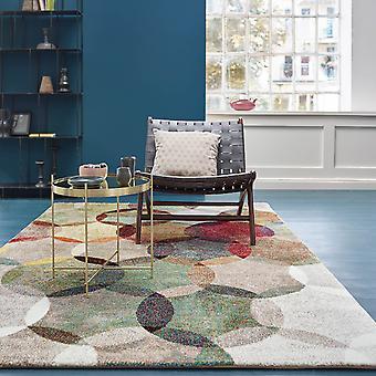 Modernina Multi-farbige Teppiche 3378 070 von Esprit