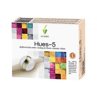 Novadiet Hues-5 60 Capsules (Vitamins & supplements , Multinutrients)