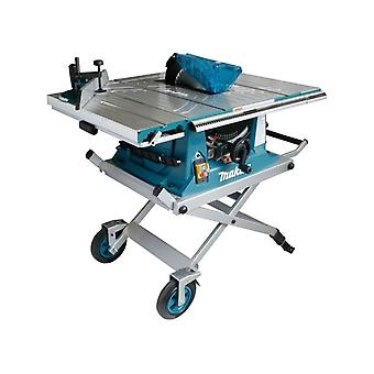 Makita MLT100X 260mm Table Saw (with Floor Stand) 110 Volt