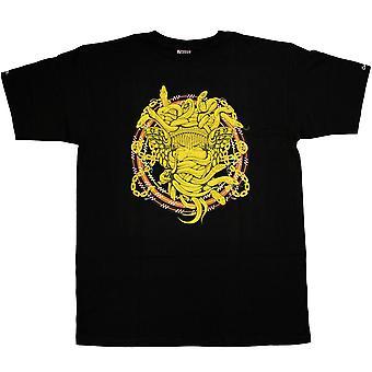 Crooks & Castles Medusa Mountaineer T-Shirt Black
