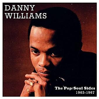 Danny Williams - The Pop/Soul sider 1963-1967 [CD] USA import