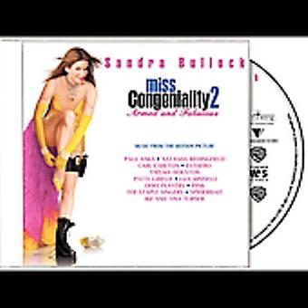 Miss omgængelighed 2 - soundtracket [CD] USA importerer