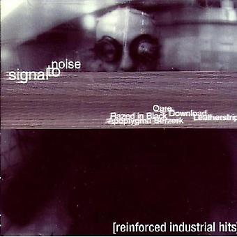 Signal to Noise - Reinforced Industrial Hits [CD] USA import