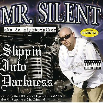 Silent - Slippin ind i mørket [CD] USA import