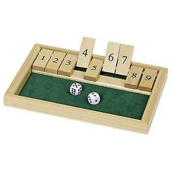 Goki Shut the box game (Toys , Educative And Creative , Mathematics)