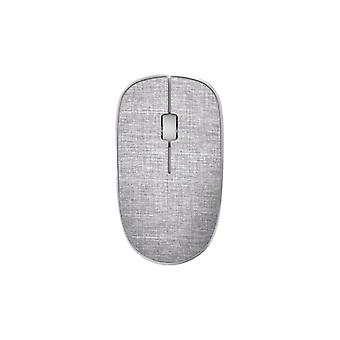 Rapoo 3510Plus Fabric 2, 4 g Wireless Optical mouse, Grey
