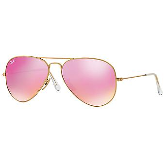 Ray-Ban Aviator Sunglasses RB3025-112/4T-58