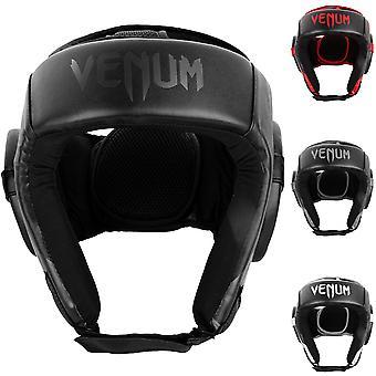 Venum Challenger Lightweight Open Face Protective MMA Headgear