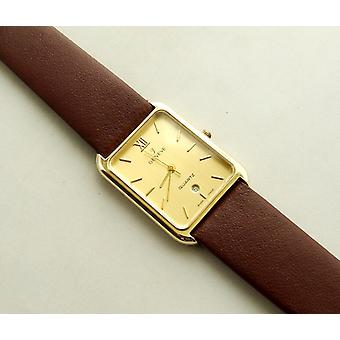 Gold Geneva Watch